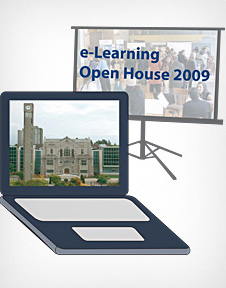 What You Said About the 2009 e-Learning Open House