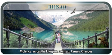 Course Profile: IHHS 411 – Violence across the Lifespan