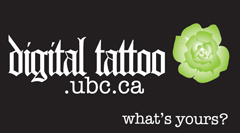 Digital Tattoo: Highly Visible and Hard to Remove