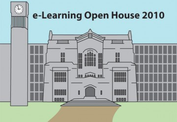 e-Learning Open House 2010 Preview
