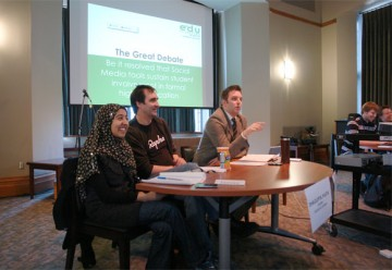 EDUCamp 2010 – The Great Debate