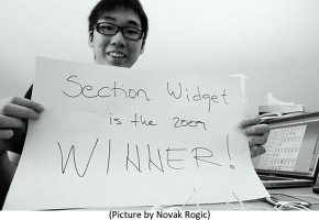Grand Prize Winner of WordPress Plugin Competition 2009: One of Our Own!