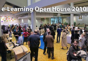 Record Number of Attendees at e-Learning Open House 2010