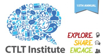 Registration Now Open for the CTLT Institute