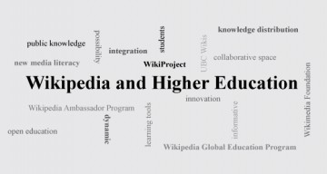 Wikipedia and Higher Education – The Infinite Possibilities