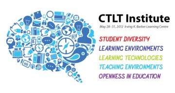 Join us for the 2012 CTLT Institute