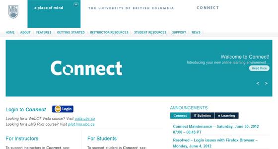 CTLT Institute 2012 Connect
