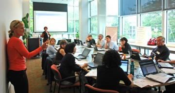 Photos from 2012 CTLT Summer Institute