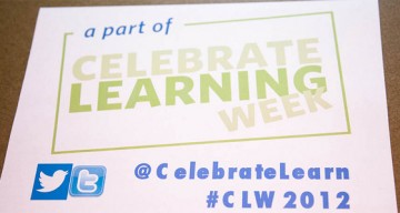 Photos from Celebrate Learning Week 2012