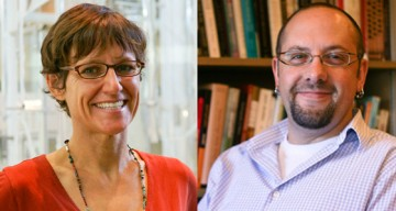 Faculty Spotlight: Daniel Heath Justice and Lisa Nathan