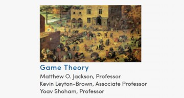 UBC and Stanford University Offer Joint Game Theory Course
