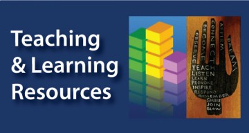 New Teaching and Learning Resources