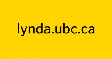 Lynda.com Pilot Extended Until March 31, 2015