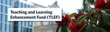 TLEF Large Projects Call for Proposals is Now Open