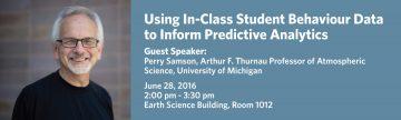 Using In-Class Student Behaviour Data to Inform Predictive Analytics