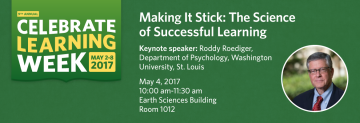 Register today for the 2017 Celebrate Learning Week keynote speaker