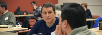 Course Design Intensive helps instructors gain perspective on teaching