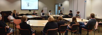 NAISA Lunch & Learn explores Indigenous Initiatives