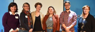 Panel explores tension and risk in open scholarship