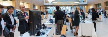 Instructors share innovations in teaching at UBC's Tech Showcase