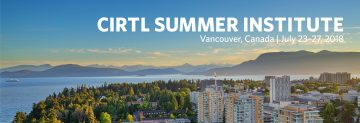CIRTL Summer Institute