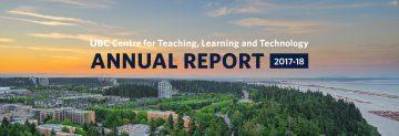 CTLT Annual Report