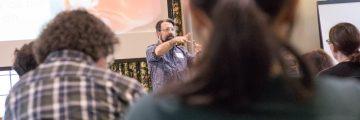 Teaching as Performance