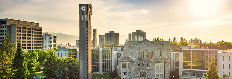 UBC campus - IKBLC